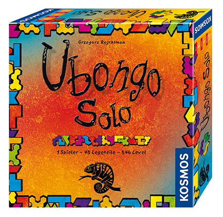 Ubongo - Solo