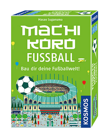 Machi Koro - Fussball