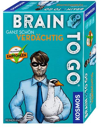 Brain To Go - Gans schön verdächtig