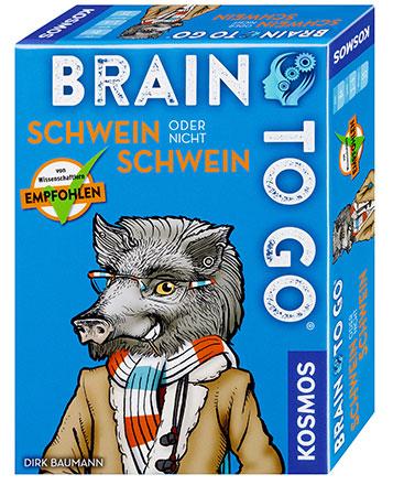 Brain To Go - Schwein oder nicht Schwein