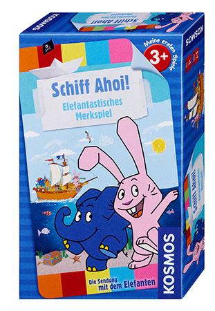 Die Sendung mit dem Elefanten - Schiff Ahoi!