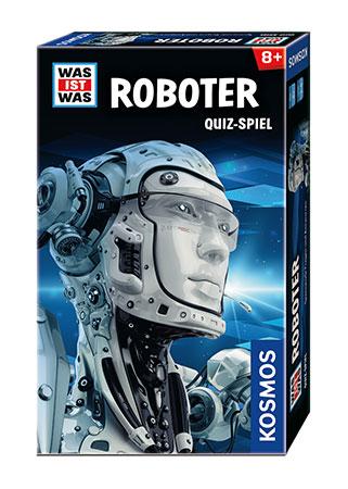 Was ist Was? - Roboter Quiz-Spiel