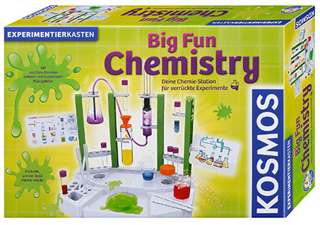 Big Fun Chemistry (ExpK)