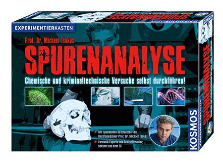 Prof. Dr. Michael Tsokos Spurenanalyse (ExpK)