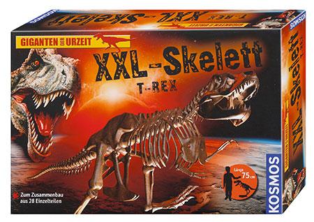 Mega-Skelett - Tyrannosaurus Rex (ExpK)