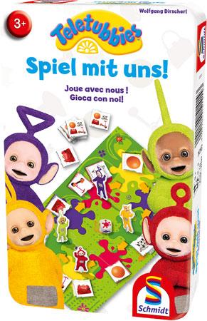 Teletubbies - Spiel mit uns! (Metalldose)