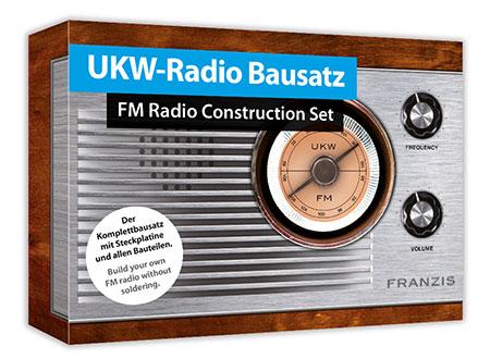 Franzis: UKW-Radio-Bausatz (ExpK)