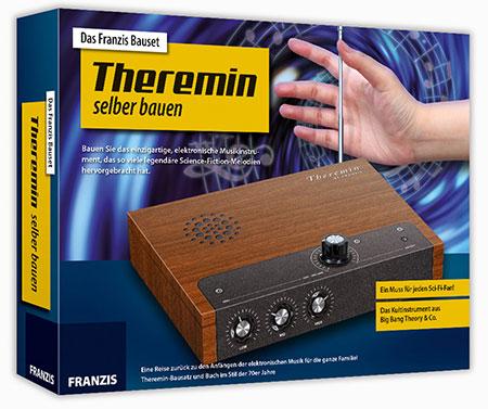 Franzis: Theremin (ExpK)