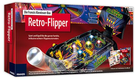 Franzis: Retro Flipper (ExpK)