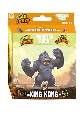 Monster Pack - King Kong