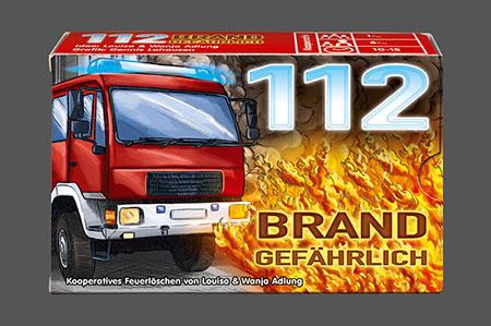 112-Brandgefährlich