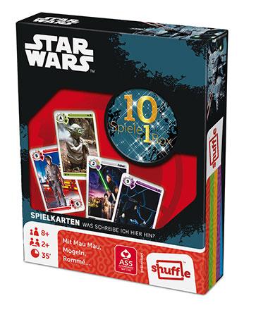 SpielKarten! - Star Wars