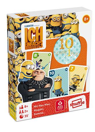 SpielKarten! - Ich-Einfach Unverbesserlich 3