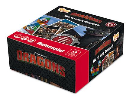 Dragons - Reisespiel