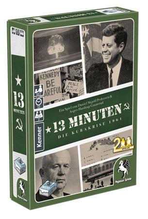 13 Minuten - Die Kubakrise 1962