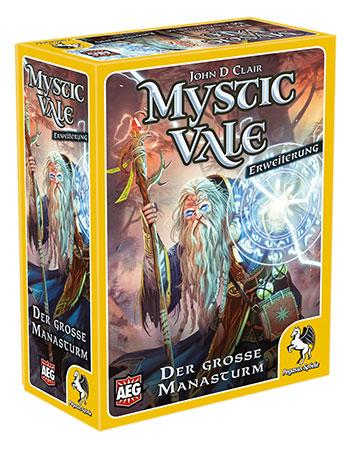 Mystic Vale - Der große Manasturm Erweiterung