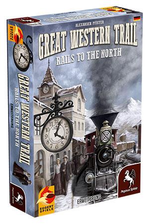 Great Western Trail - Rails to the North Erweiterung