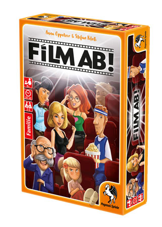 Film ab! (Showtime!)