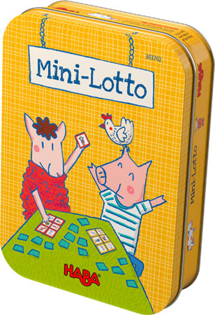 Mini-Lotto (Dosenspiel)