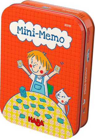Mini-Memo (Dosenspiel)