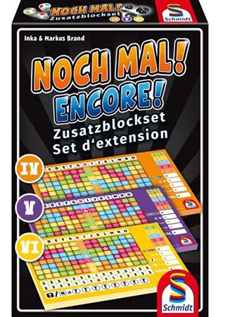 Noch mal! - Zusatzblock-Set (IV,V,VI)