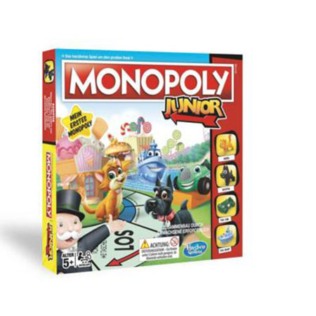 Monopoly Junior Banking