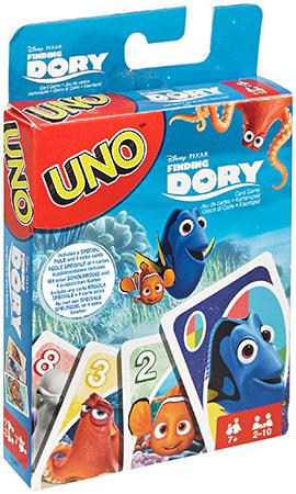 UNO - Findet Dorie