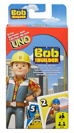 UNO - Junior - Bob der Baumeister