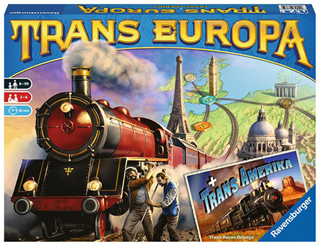 Trans Europa inkl. Trans Amerika Erweiterung
