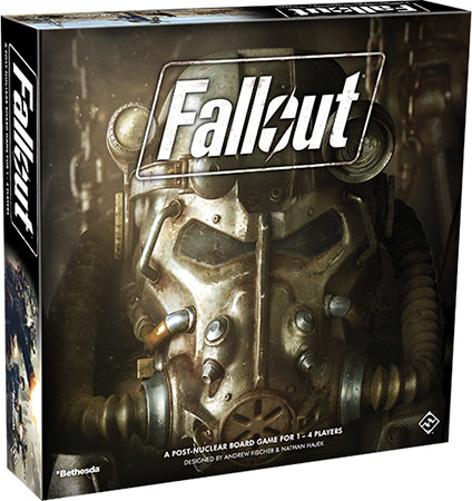 Fallout - Das Brettspiel
