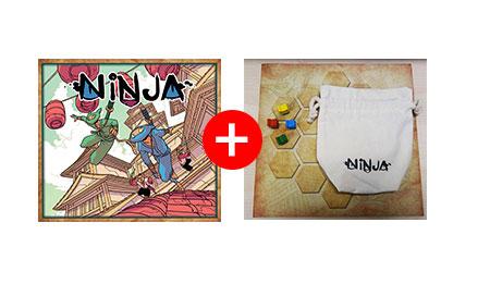 Ninja Cats 8 Spieler Bundle (dt.)