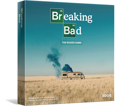 Breaking Bad - Das Brettspiel