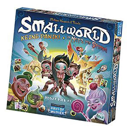 Small World - Power Pack #1 (2 Erweiterungen)