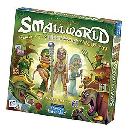 Small World - Power Pack #2 (2 Erweiterungen)