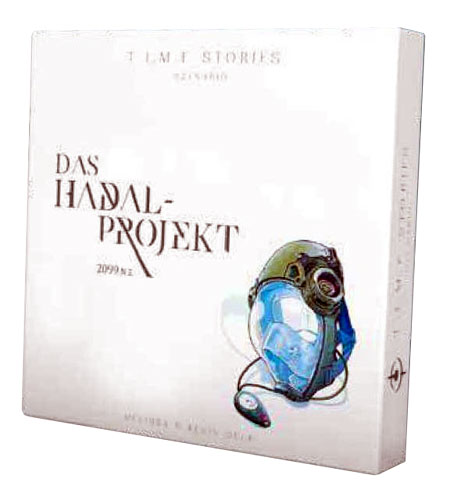 T.I.M.E Stories - Das Hadal-Projekt Erweiterungsszenario
