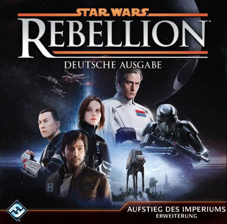 Star Wars Rebellion - Aufstieg des Imperiums Erweiterung