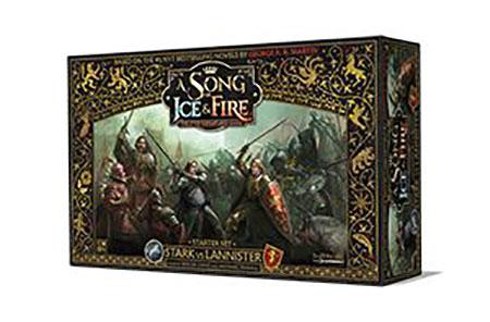 A Song of Ice & Fire - Miniaturenspiel - Stark vs Lannister Starter-Set