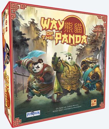 Way of the Panda