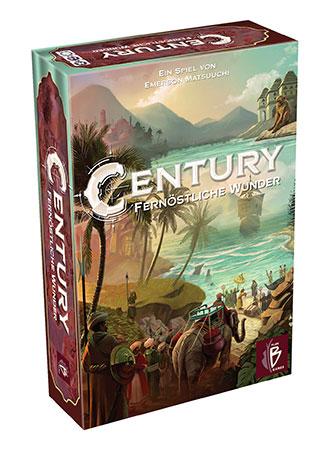 Century 2 - Fernöstliche Wunder