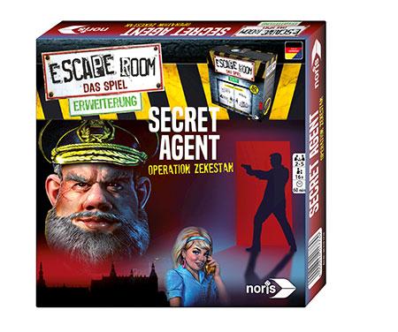 Escape Room - Secret Agent Erweiterung