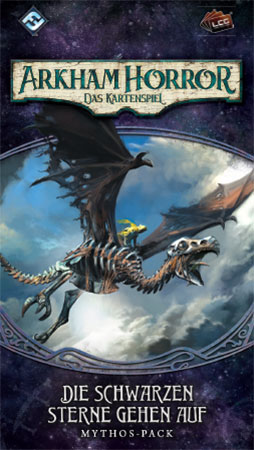 Arkham Horror - Das Kartenspiel - Die Schwarzen Sterne gehen auf (Mythos-Pack Carcosa 5)