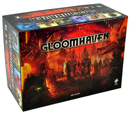 Gloomhaven - Deutsche Ausgabe
