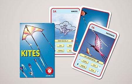 Kites-Quartett