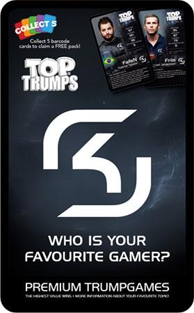 TOP TRUMPS - SK Gaming