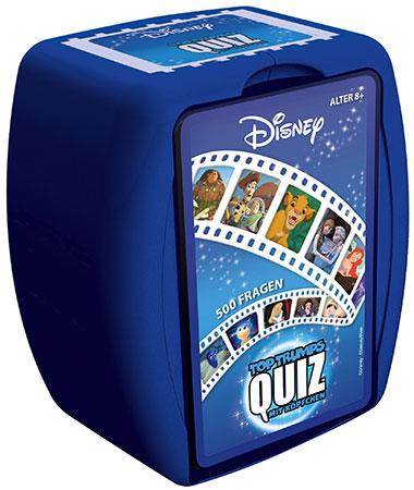 TOP TRUMPS - Quiz Disney