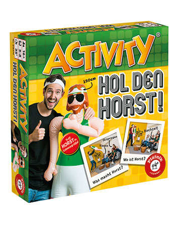 Activity - Hol den Horst