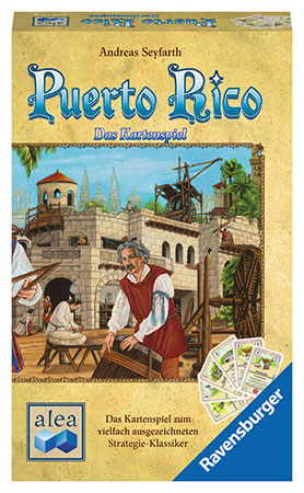 Puerto Rico - Das Kartenspiel