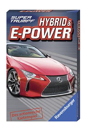 Supertrumpf - Hybrid & E-Power