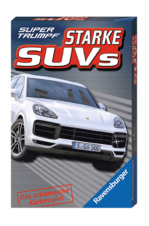 Supertrumpf - Starke SUVs