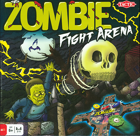 Zombie - Fight Arena